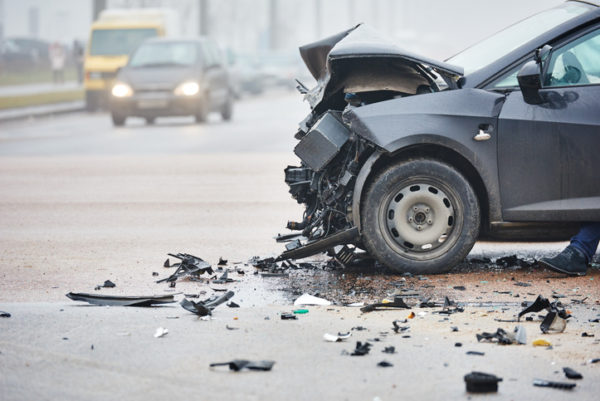 Highway car accidents